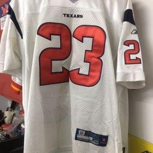Texans AJ Foster Jersey